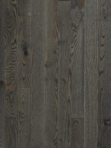 Wire Brushed Red Oak Pewter