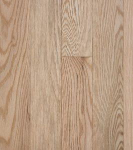 Wire Brushed Natural Red Oak