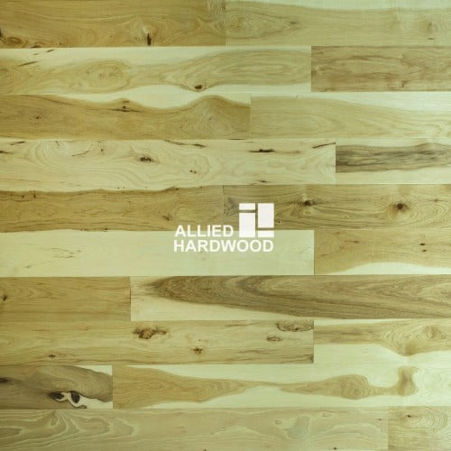 Hickory Character Swatch Allied Hardwood Flooring