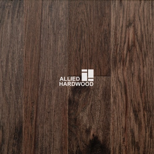 Hand Scraped Hickory Mesquite Allied Hardwood Flooring