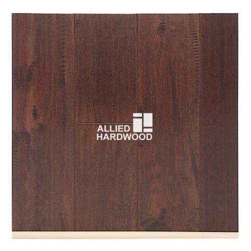 Hand Scraped Maple Godiva Allied Hardwood Flooring