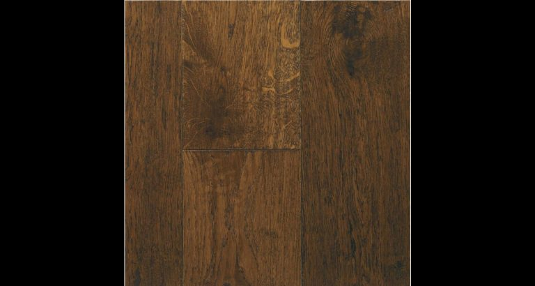Hand Scraped White Oak Buckingham