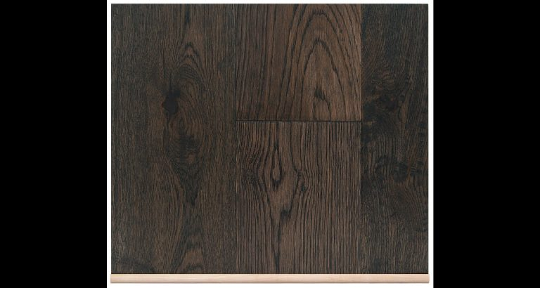 Hand Scraped White Oak Gotham