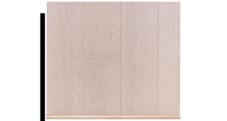 Hand Scraped White Oak Oracle