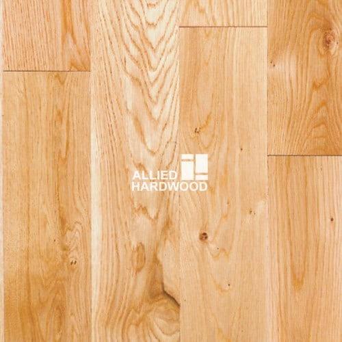 Natural White Oak Character Allied Hardwood Flooring