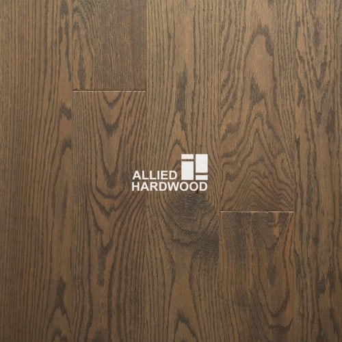 Sculpted Red Oak Hillside Allied Hardwood Flooring