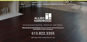 Allied HardwoodFlooring Ottawa
