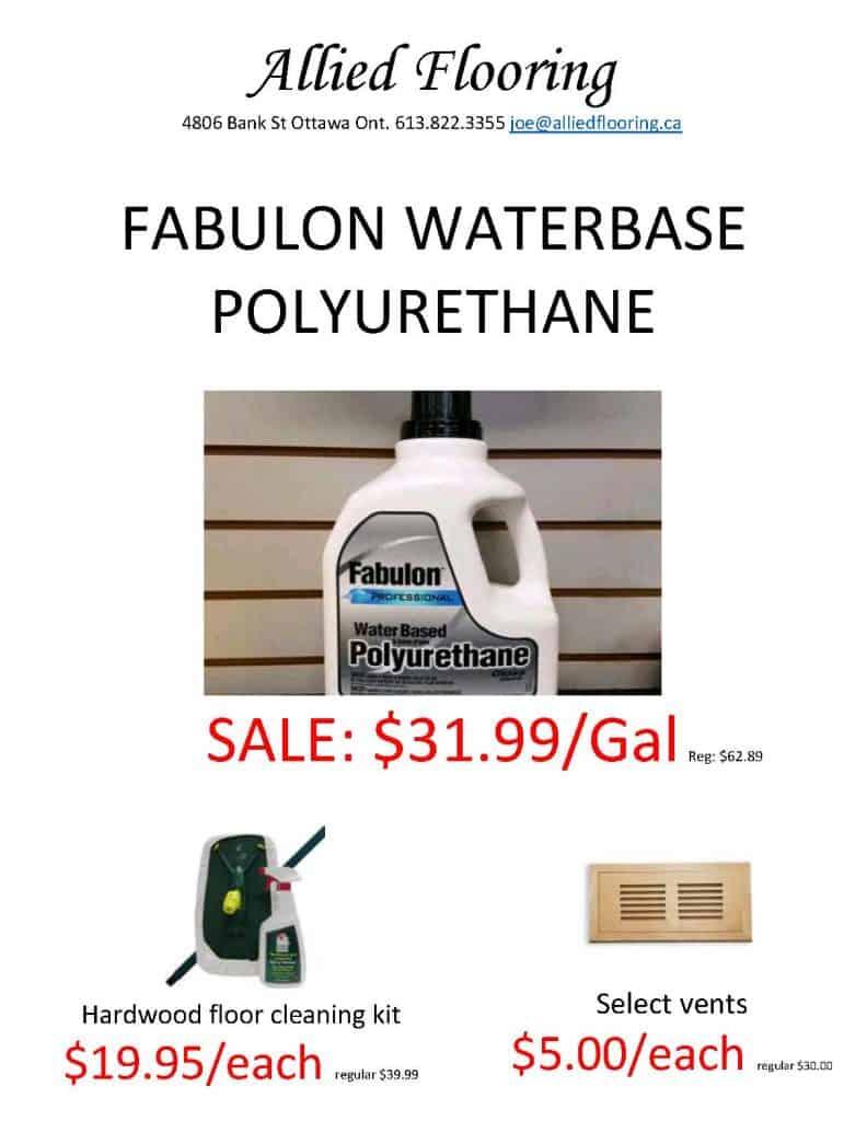FABULON WATERBASE sale