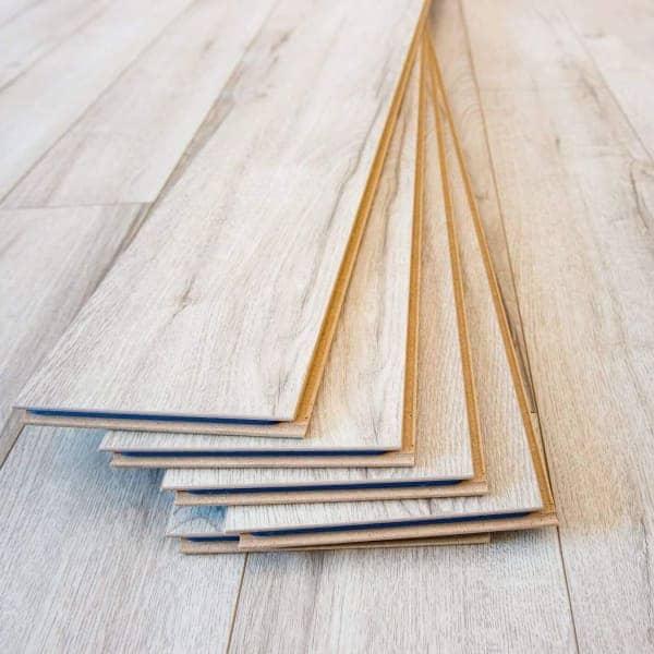 Laminate flooring from $1.59 sq/ft