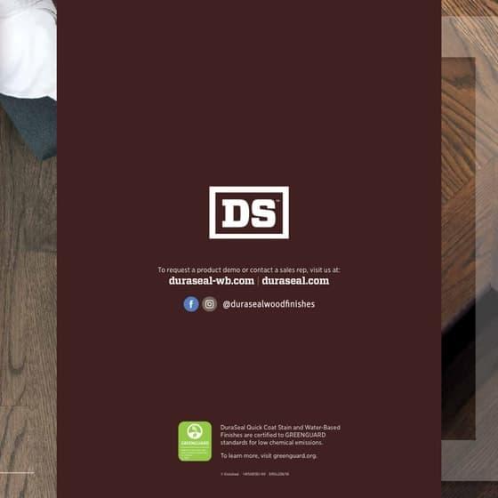 Pre Packaged Stain Brochure1