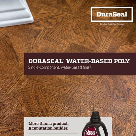 Water Based Polyurethane Sell Sheet  English1